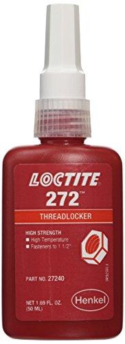 Loctite 442-27240 Threadlocker 50 Ml Bottle 272 High Temp