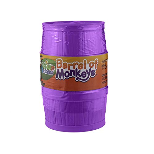 Elefun and Friends Barrel of Monkeys Game, Assorted -