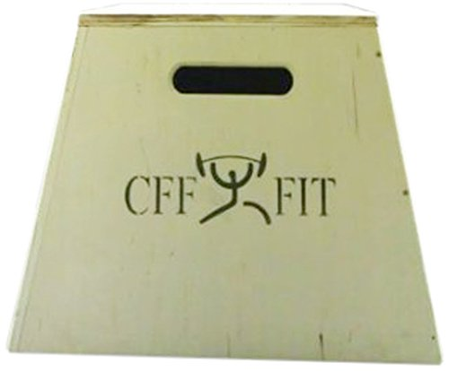 CFF Wood Plyo Box
