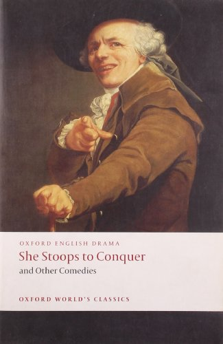 She stoops to conquer essay