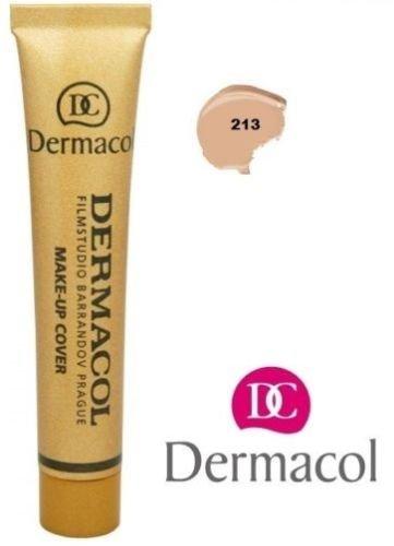 Dermacol Camouflage Make-up (Makeup Grundierung, zum Abdecken von Tattoos und Narben), 213