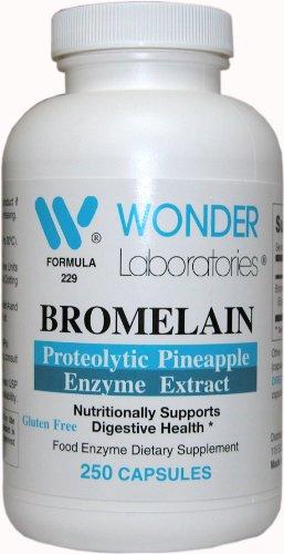 Bromelain 2000 150mg. by Wonder Laboratories
