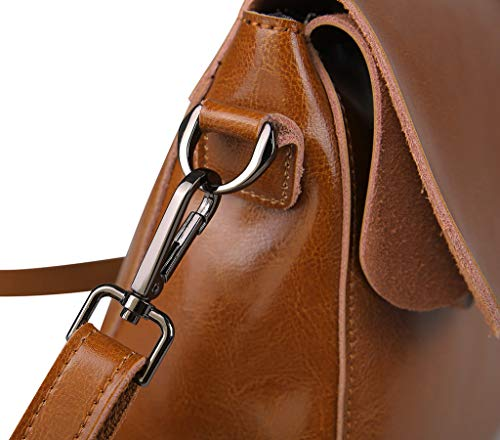 Ienjoy Or K8605b Bag Cow body Cross Leather Shoulder qTFUfq