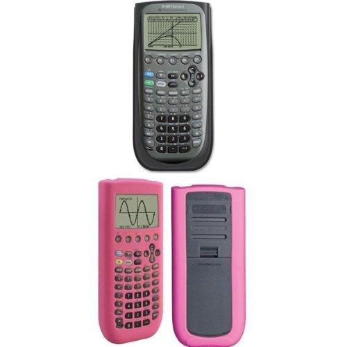 Texas Instruments TI-89 Titanium Graphing Calculator with Gu