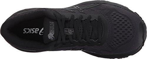 ASICS Womens Gt-1000 6 Shoes, Size: 9 B(M) US, Color Black/Black/Silver