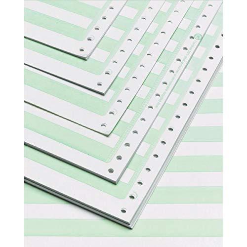 Staples Advantage Greenbar Computer Paper (489122)
