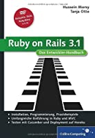 Ruby on Rails 3.1 Das Entwicklerhandbuch Front Cover