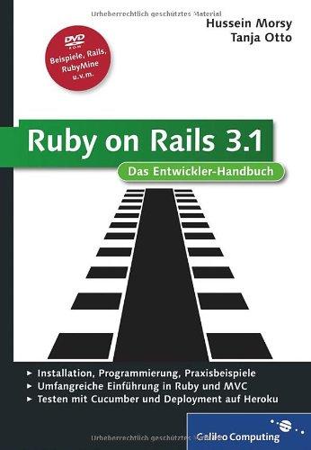 [PDF] Ruby on Rails 3.1 Das Entwicklerhandbuch Free Download   Publisher : Galileo Press GmbH   Category : Computers & Internet   ISBN 10 : 3836214903   ISBN 13 : 9783836214902