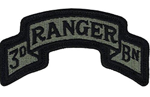 75th Ranger 3rd BN ACU Patch Foliage Green ()