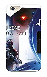 Awesome Case Cover/iphone 6 Defender Case Cover(ps4 Playstation Killzone Shadoe Fall Videogame System Video Game Sony ) Gift For Christmas by mcsharks
