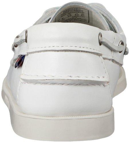 white B72730 Bianco Scarpe Docksides Uomo Sebago Barca Da B72 q70x18