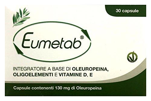 Eumetab 30カプセル B077N7Y5V5