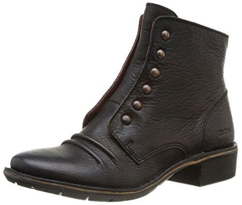 Noir Kickers Noir Boots Georges Femme 8 rqpX1qAw