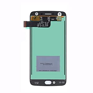 For Motorola Moto X4 XT1900-1 XT1900-2 LCD Display+Touch Screen Digitizer Glass Panel Replacement Blue Only FBA