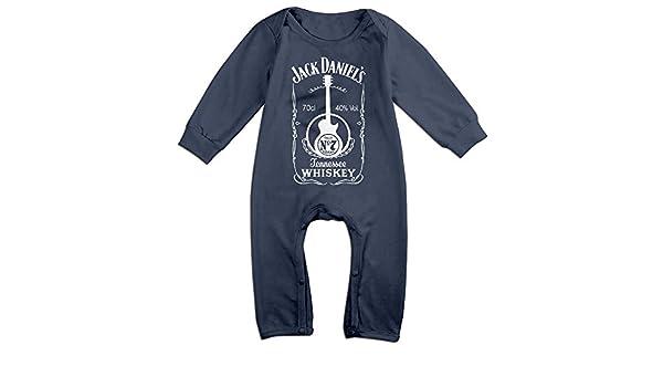 Say7en Baby Boy Girl Outfits Jack Daniels Navy