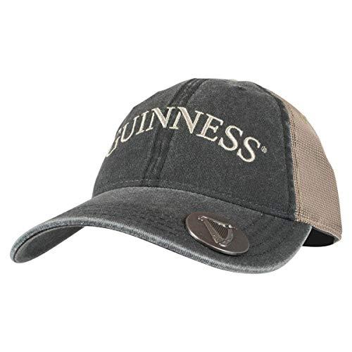 Baseball Guinness (Guinness Olive Grey Adjustable Baseball Cap with Bottle Opener)