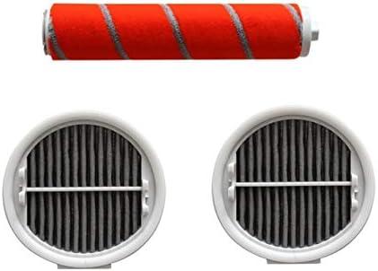 Accesorios para Aspiradora Lavable Aspirador filtros HEPA Cepillo Principal Rollo for Xiaomi Roidmi inalámbrica F8 Smart Handheld Partes Vacuum Cleaner Reemplazo (Color : Light Green): Amazon.es: Hogar