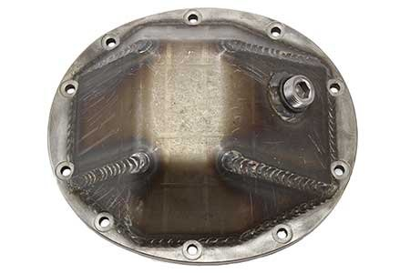 RuffStuff Specialties Heavy Duty Front or Rear Differential Cover Chevy Ford Jeep Dodge (Dana 35 Cover) (Chevy Rear Differential)