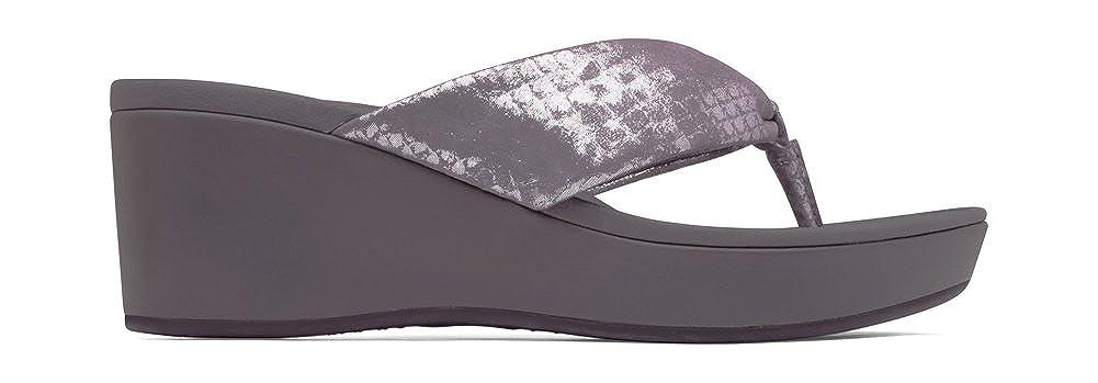 0eb92df07 Amazon.com  Vionic Women s Atlantic Arabella Toe-Post Platform Wedge Sandal   Shoes
