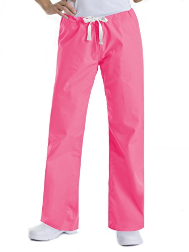 Urbane Essentials 9502 Relaxed Drawstring Pant Carnation XS