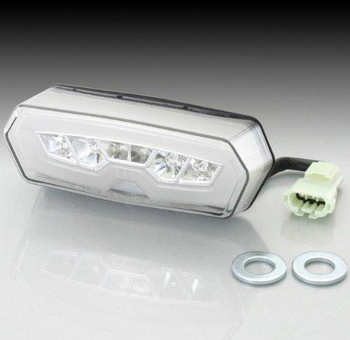KITACO(キタコ) グロム(GROM) LED クリアテールランプSET(バイク用品/バイクパーツ) B00ISQP53U
