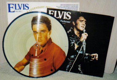 Legendary Performer - Legendary Performer-Elvis Vol. 3