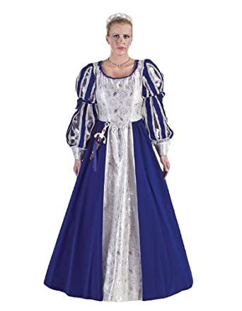 Amazon Deluxe Plus Size Medieval Queen Theatrical Quality