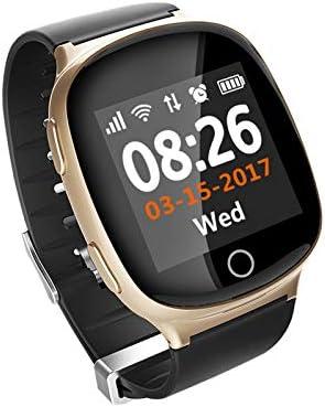Reloj inteligente Dignity, botón SOS para personas mayores, sensor ...