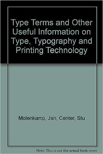 Typography | Online free eReader books & texts