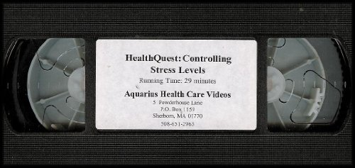 Care Controlling (HealthQuest: Controlling Stress Levels [VHS Video])