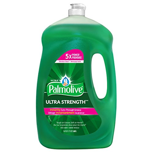 Colgate Ultra Dishwashing Liquid - Palmolive Ultra Liquid Dish Soap, Original - 56 fluid ounce