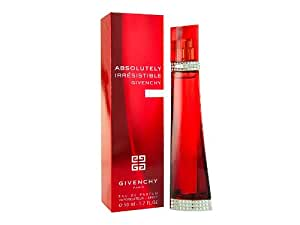 Absolutely Irresistible Givenchy by Givenchy for Women. Eau De Parfum Spray 1.7-Ounces