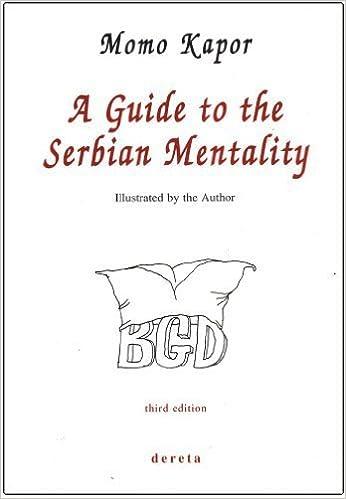 Serbia - book