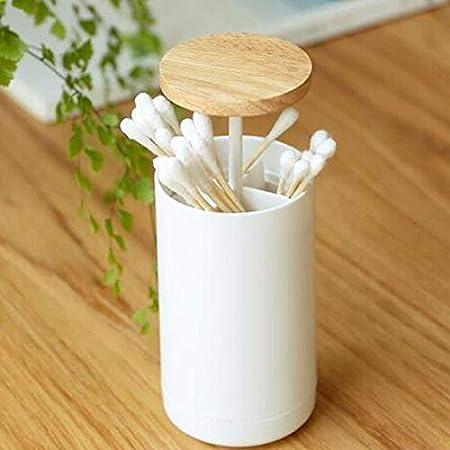 Toothpick Dispenser 2 Pack Mini Toothpick Holder Portable Toothpicks Box Pocket Case Handmade Craft Outdoor Use