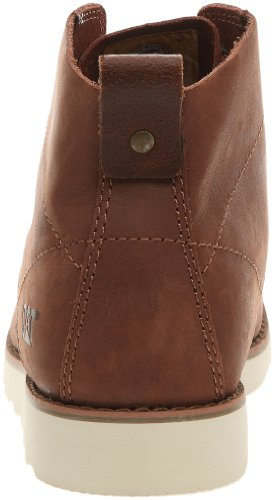 Lace Grey Davis Men's Brown CAT Stone Up Footwear gStzqxwO