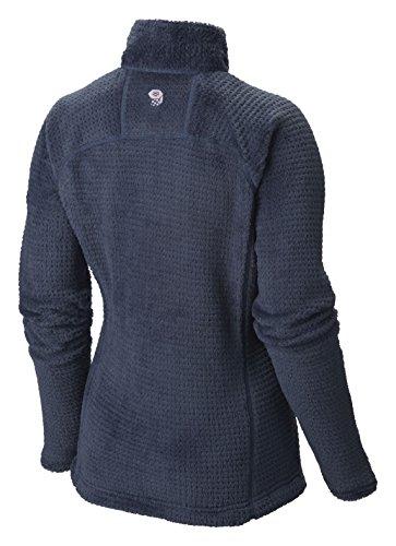 Mountain Hardwear Monkey Woman Grid II Jacket - Women's Zinc/Phantom Purple Large by Mountain Hardwear (Image #2)