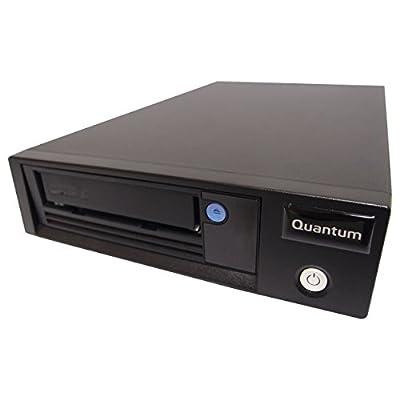 """Quantum LTO Ultrium-6 Tape Drive, Half Height, Internal, Model C, 6Gb/s SAS, 5.25"""", Black, Bare from Quantum"""