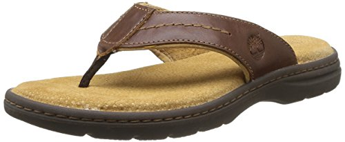 72b4ef785c7e3 Timberland Men s Ek Altamont 2.0 FTM Thong Flip Flops, (Brown Fg), 7.5 UK   Amazon.co.uk  Shoes   Bags