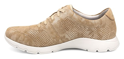 Alissa Print Leather Gold Dansko Womens xwBYTTq1