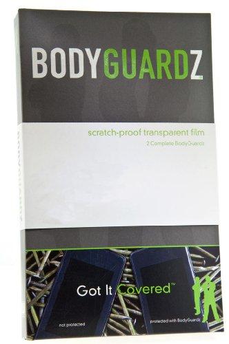 BodyGuardZ Scratch-Proof Transparent film for Nokia X6 - Transparent