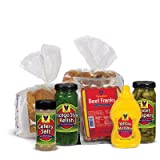 Vienna Beef Chicago Style Hot Dog Kit 16 PACK
