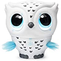 Owleez Flying Baby Owl Interactive Toy, with Lights and Sounds