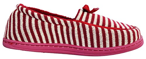 Zapatillas Ezstep Mujeres Betty Bordeaux