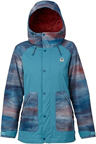 Burton Eastfall Snowboard Jacket Womens Sz (Burton Women Snowboard Jacket)