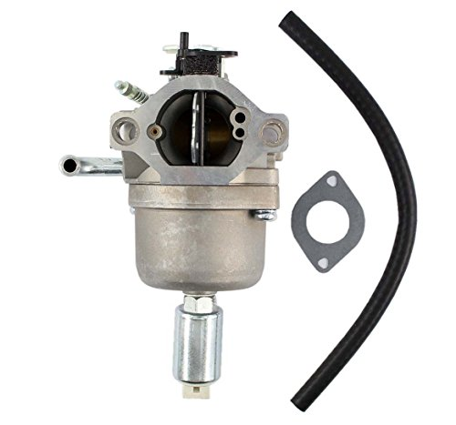 Vertical Motor (Carburetor For Briggs & Stratton 13.5HP Vertical Shaft Motor 590400 796078 Carb Compatible with BRIGGS & STRATTON 591731 796109 594593 21B707-0453-B2 21B707-0453-E1 21B707-0505-B2 Engine)