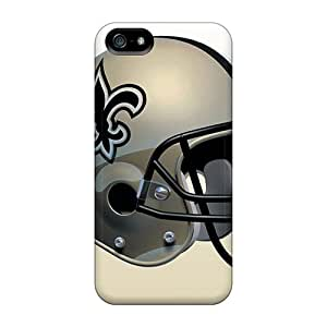 UNm1590yIUY Cases Skin Protector For Iphone 5/5s New Orleans Saints With Nice Appearance