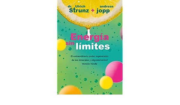 Energía sin límites: Descubra cómo puede mejorar su salud y ...