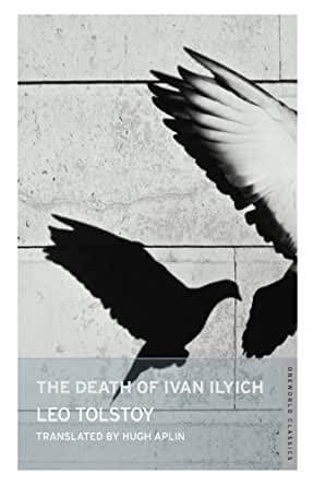 "the death of ivan ilyich thesis Death of ivan ilyich by the time tolstoy published his confession and ""what i believe"" (1884), he had begun to attract disciples his powerful 1894 polemical essay, ""the kingdom of god is within you,"" which later inspired gandhi, ultimately led to tolstoy's excommunication from the russian orthodox church in 1901."