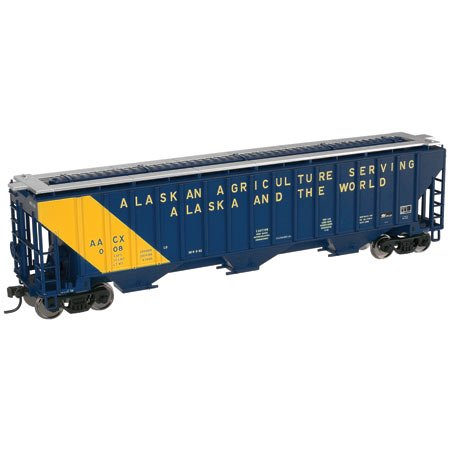 - HO TrainMan Thrall 4750 Covered Hopper, AACX #1 ATL20000207