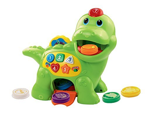 【コンビニ受取対応商品】 VTech Chomp and Count Dino Chomp Toy Dino [並行輸入品] B01K1UKDS2 B01K1UKDS2, Lace Ladies 【レースレディース】:f26240ab --- clubavenue.eu